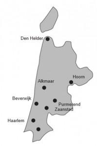 Stadspost-noord-holland