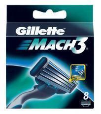 GILLET MESJES MACH3 8S