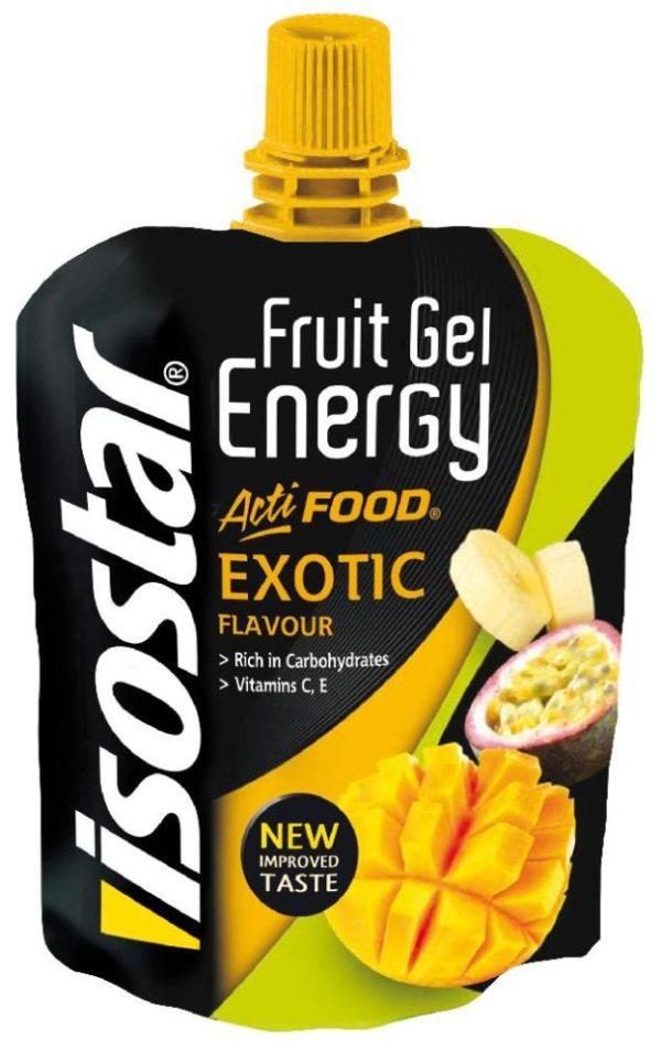 ISOSTAR ENERGY ACTIFOOD EXOTIC 90G
