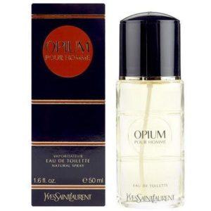 Opium homme eau de toilette vapo man