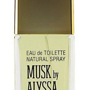 Musk Edt Natural Spray 50M