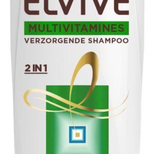 ELVIVE SHAMP MULTIVIT 2IN1 250M