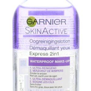 Skin naturals express oogreinigingslotion 2in1