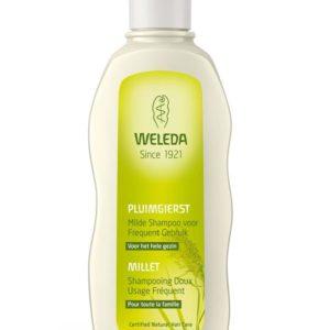 Pluimgierst milde shampoo
