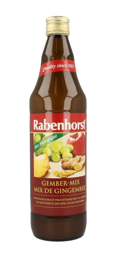 RABENHORST GEMBER MIX bio 750M