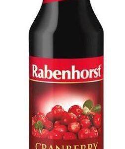 RABENHORST CRANBERRYSAP 100% 750ML