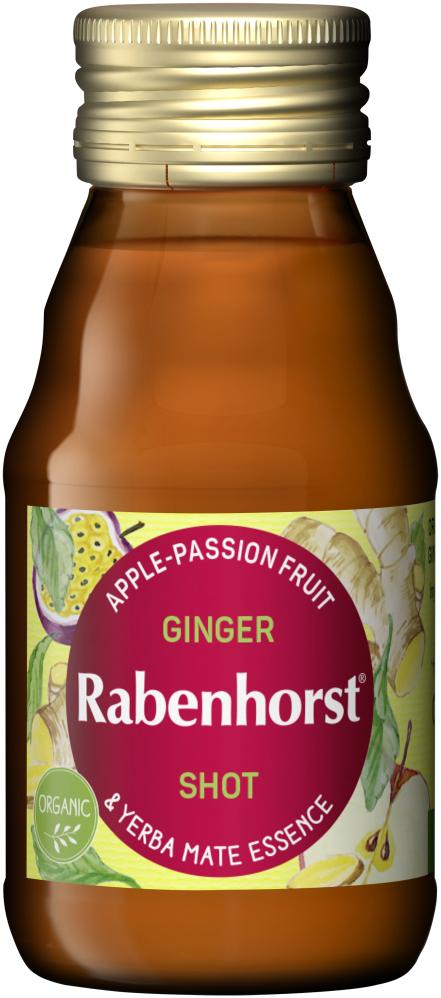 Rabenhorst Shot Ginger Matebio 60M