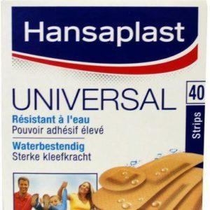 Water resistant universal strips