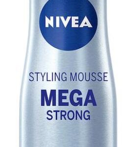 Nivea Hair Mousse Mega Strong 150M