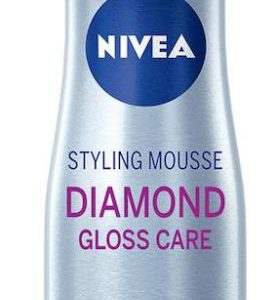 Nivea Hair Mousse Diamond Glos 150M