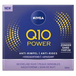 Q10 Power nachtcreme sensitive