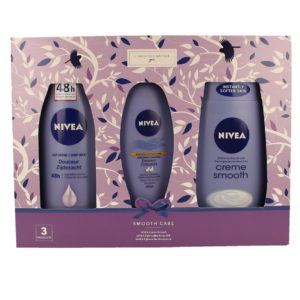 nIVEA GSET SMOOTH HANDCRM- 1S