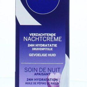 Essentials nachtcreme sensitive