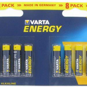 VARTA ENERGY AAA 8S