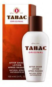TABAC AFTER SHAVE NATURAL SPR 100M