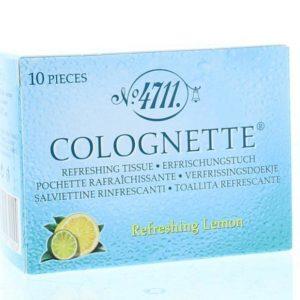 4711 Colognette Lemon Zitrus 10S