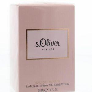 For her eau de parfum spray