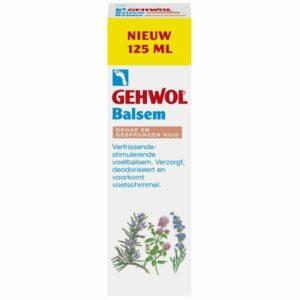 GEHWOL BALSEM DROGE GESPR HUID 125M