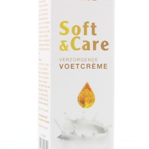 Zachte voeten soft & care verzorgende creme