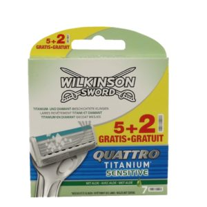 Wilk Quattro Titan Prec Mesjes 7S