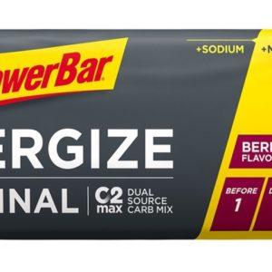 POWERBAR ENERGIZE BAR BERRY 55G
