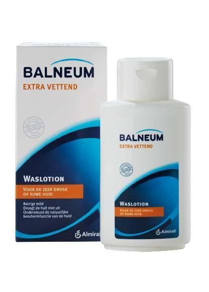 Balneum Waslotion Extra Vetten 200M