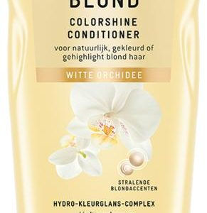 Conditioner colorshine blond glans