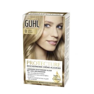 Guhl Nat Col 8 L Blond 150M