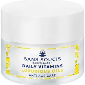 Sans Soucis Daily Vitamins Luxurious Oils 24h Care 50ml