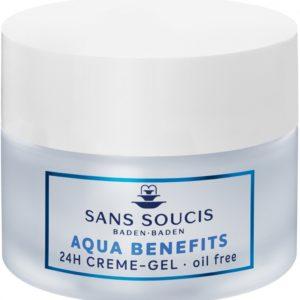 Sans Soucis Moisture Aqua Benefits Moisturizing Gel Crème 50ml