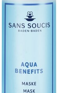 Sans Soucis Aqua Benefits Moisture Mask 50ml