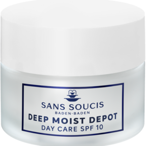 Sans Soucis Deep Moist Depot Day Care SPF 10