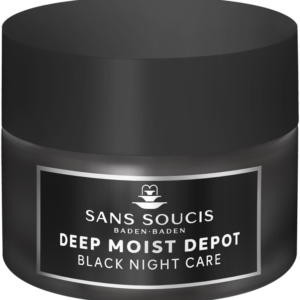 Sans Soucis Deep Moist Black Night Care 50ml