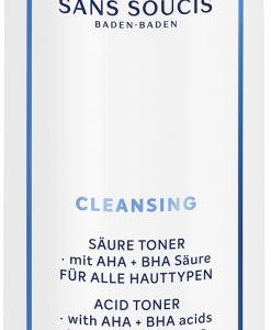 Sans Soucis Acid Toner with AHA + BHA Acid 200ml