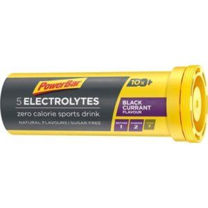 POWERBAR ELECTROLYTE BLCK CURR 10T