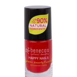 Benecos Nagellak Vintage Red 5M