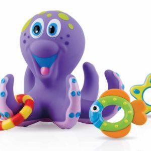 Nuby Badspeeltje Octopus 1S