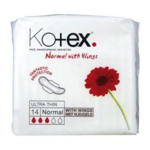 KOTEX ULTRA NORMAL&VLEUGELS 14S