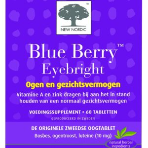 NEW NORDIC BLUE BERRY EYEBRIGH 60T