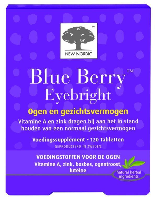 NEW NORDIC BLUE BERRY EYEBRIGH 120T