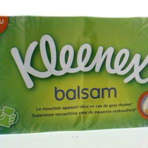 Kleenex Balsam Zakdoekjes 8S