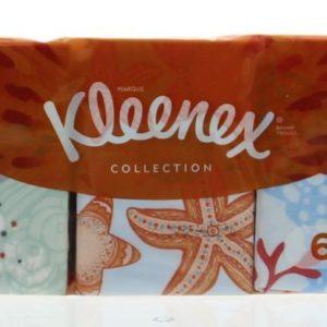 Kleenex Zakdoek Mini Hanks 42S
