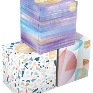 Kleenex Collection Tissues 56S