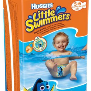 Huggie Little Swimmers 5/6 11S
