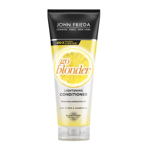 JF SHEER BL COND GO BLONDER 250M