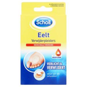 SCHOLL EELTPLEIST VERW VILT 4ST