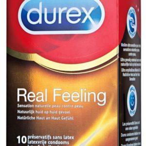 Durex Real Feeling Latexvrij   10St