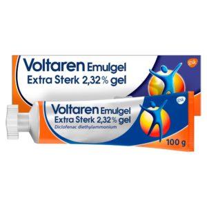 VOLTAREN EMULGEL 2.32% UAD 100G