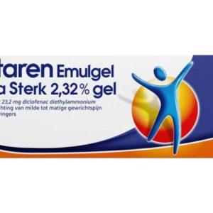 Emulgel extra sterk 2.32%