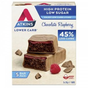 ATKINS REEP CHOCOLATE RASPERRY 150G